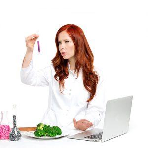 aneta łańcuchowska - dietetyczka