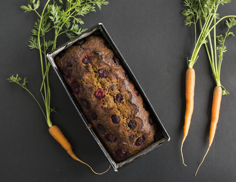 ciasto marchewkowe - przepis Anety Łańcuchowskiej