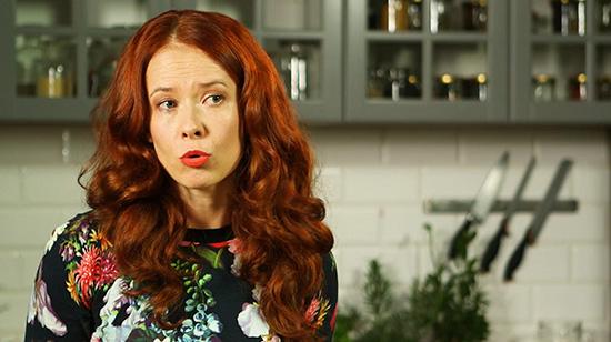 dietetyczka Aneta Łańcuchowska - twarzą kampanii reklamowej Auchan