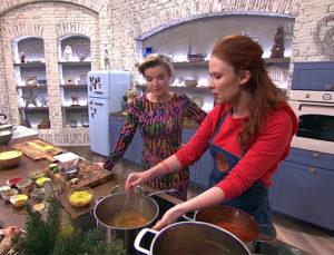 Aneta Łańcuchowska i Monika Zamachowska w Pytaniu na Śniadanie