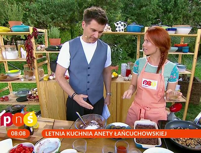 Aneta Łańcuchowska i Tomasz Kammel - Pytanie na Śniadanie