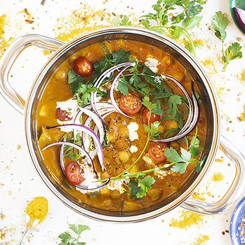curry - danie Anety Łańcuchowskiej
