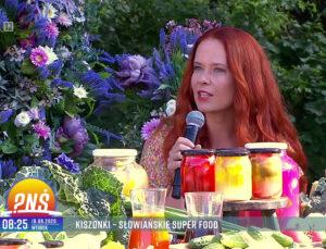 Aneta Łańcuchowska w Pytaniu na Śniadanie