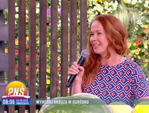 Aneta Łańcuchowska w TVP