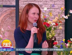 Aneta Łańcuchowska - gotujący dietetyk